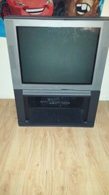 FREE 32 inch tv with entertainment center in Fort Knox, Kentucky