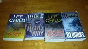 Lee child books in Beaufort, South Carolina