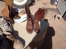 Cowboy boots 9.5 in Alamogordo, New Mexico