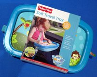 Fisher Price Soft Travel Tray in Clarksville, Tennessee