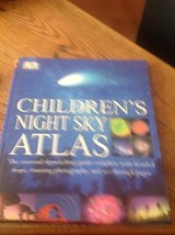 DK Children's Night Sky Atlas in Fort Campbell, Kentucky