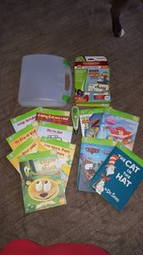 Leapfrog tag book and Reader set in Naperville, Illinois