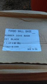 Forbo wall base rubber cove base reduced in Yucca Valley, California