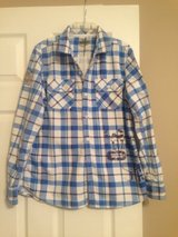 Flannel Boys Long Sleeve Shirt in Fort Riley, Kansas