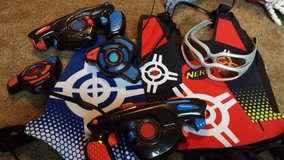 Nerf Strikefire 2-Player Duel System in Houston, Texas