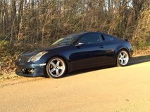 Infiniti G35 (Nissan Skyline 350GT badges) in Fort Campbell, Kentucky