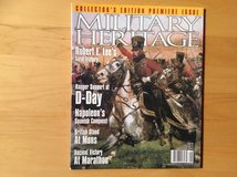 Military Heritage Magazine in Ramstein, Germany