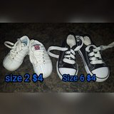 Boys toddler shoes in Orland Park, Illinois