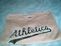 Nike - Oakland Athletics Base Ball T- Shirt- Brand New in Heidelberg, GE