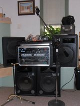 Band sound system in Alamogordo, New Mexico