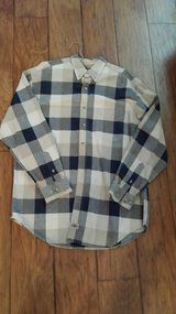 County Seat Plaid Shirt - Size Medium in Kingwood, Texas