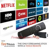 Amazon Fire TV STICK with Kodi/XBMC 1080p w/Voice Search Remote in Okinawa, Japan