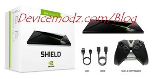 NVIDIA Shield loaded with Kodi/Mobdro so you can watch Movies/tv/sports etc in Okinawa, Japan