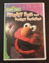 Free Sesame Street DVD's in Ramstein, Germany