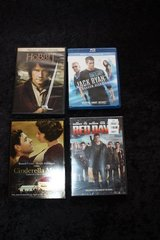 DVD's misc. in Ramstein, Germany