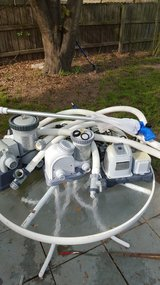 Swimming pool pumps and saltwater system in Beaufort, South Carolina