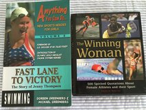 Girls Inspirational books – Anything You Can Do... & The Winning Woman Books in Batavia, Illinois