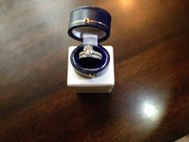 LADY'S DIAMOND ENGAGEMENT RING & ETERNITY BAND in Fort Belvoir, Virginia