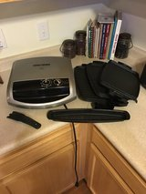 George Foreman Grill in Watertown, New York