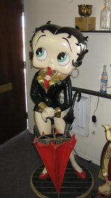 5 foot Betty Boop  Store display in 29 Palms, California