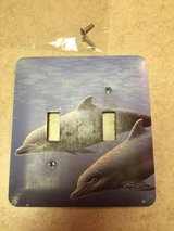 Reduced: Dolphin Light Switch Cover in Aurora, Illinois