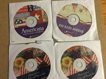Paralyzed Veterans of America Favorites CD Favorites Play List in Oswego, Illinois