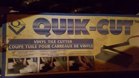 Quick Cut Vinyl Tile Cutter in Travis AFB, California
