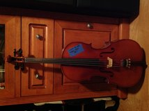 Suzuki 1/4 Cello made in Nagoya, Japan in Lockport, Illinois