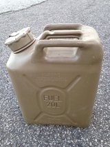 New 5 Gallon Plastic Fuel Can in Fort Knox, Kentucky