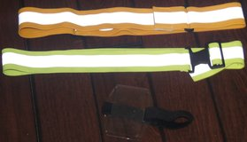 2 Glow Straps and an Arm Band in Beaufort, South Carolina