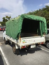 Do you need a truck? in Okinawa, Japan
