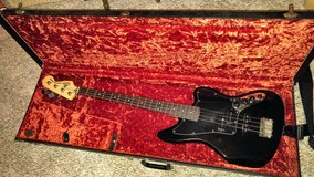 Fender Squier Jaguar Bass Guitar in Conroe, Texas