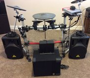 Yamaha DTXpress III Special e-drums/Monitors in Alamogordo, New Mexico