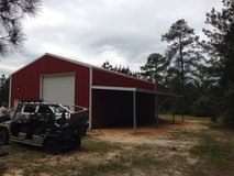 Leans, R/V Covers, Hay Barns in DeRidder, Louisiana