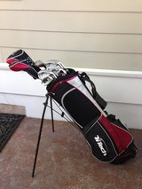 Right-handed golf clubs in Beaufort, South Carolina