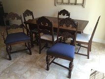 Dining Table and Chairs in Fort Leonard Wood, Missouri