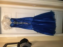 Military Ball Gown in Fort Rucker, Alabama