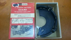 "7"" Molding/Dado Guard for Craftsman Radial Arm Saw in Houston, Texas"