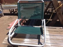 Camping/beach chairs in Alamogordo, New Mexico