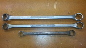 "Large US Made Box End Wrenches 3/4"" to 1 1/16"" in Houston, Texas"