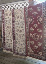 3 Oriental Design Hall Rugs in Conroe, Texas