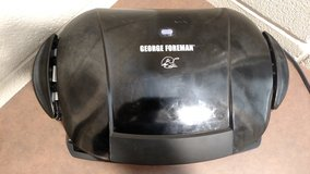 George Foreman GRP0004B The Next Grilleration Grill, Black (T=21) in Clarksville, Tennessee