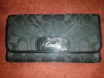 Authentic COACH checkbook/wallet in Fairfield, California