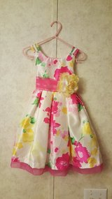 Spring/Summer Dress (pink/yellow floral) in The Woodlands, Texas