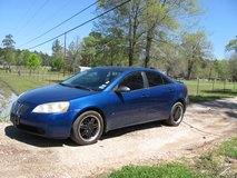 2007 Pontiac G6 in Fort Polk, Louisiana