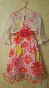 Spring/Summer Dress (pink,orange,yellow floral) in The Woodlands, Texas
