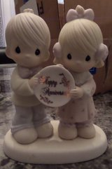 Precious Moments Figurine -  Happy Anniversary - God blessed our years.... in CyFair, Texas
