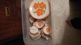 30 piece collectible dish set in Summerville, South Carolina