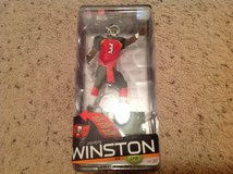 Jameis Winston McFarlane Figure in Camp Lejeune, North Carolina