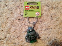 Green LEGO Rock Monster Keychain in Camp Lejeune, North Carolina